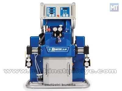Poliüretan Köpük Makinası - Dakikada 20 Litre - Graco Reactor H-40