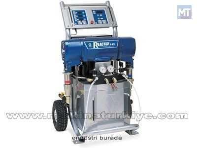 Polyurea Püskürtme Makinası ( 3,8 Lt/Dk )