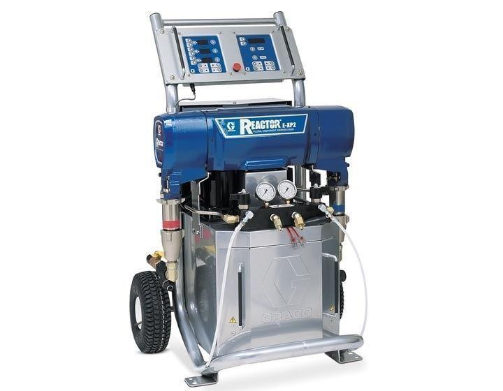 Polyurea Püskürtme Makinası ( 7,6 Lt/Dk )