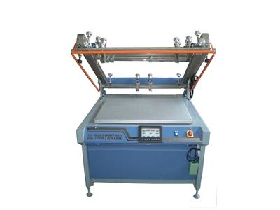 Yarı Otomatik Serigraf Makinası / Ultra Teknik 35*50