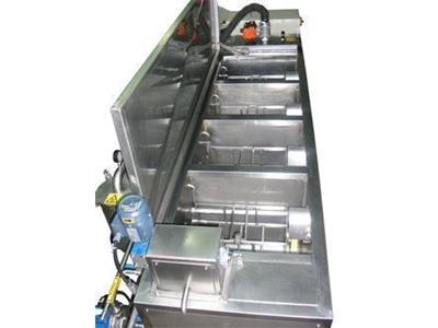 Çok İstasyonlu Ultrasonik Yıkama Makinesi / Protech Çiuy-1