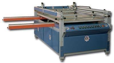 Yarı Otomatik Serigrafi Baskı Makinası / Ultra Teknik 80*120