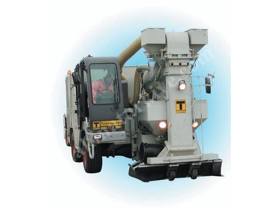 Yol Çizgi Silme Makinası - 140 cm