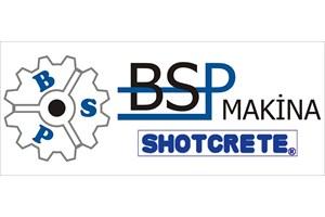 BSP Makina Shotcrete Pompaları Ve Beton Ekipmanları