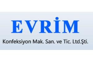 Evrim Konfeksiyon Mak. San. Ve Tic. Ltd. Şti.