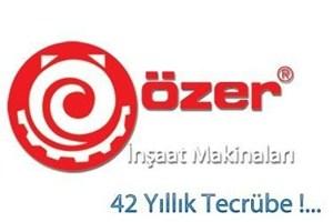 Özer İnşaat Makinaları San. Tic. Ltd. Şti.