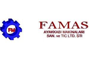 Famas Ayakkabı Mak. San. Tic. Ltd. Ve Şti.