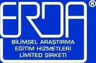 Erda Bilimsel Araştırma Eğitim Hizmetleri Ltd. Şti.