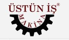 Üstün İş Makina Sanayi Ve Ticaret Ltd. Şti.