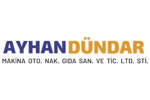 Ayhan Dündar Tarım Makina Oto Nak. Gıda San. ve Tic. Ltd. Şti.