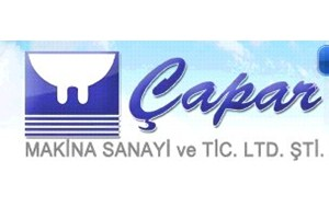 Çapar Makina Sanayi ve Tic. Ltd. Şti.
