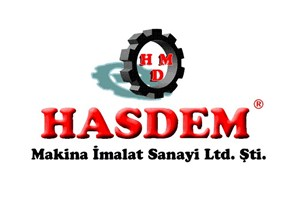 Hasdem Makina Ltd. Şti.