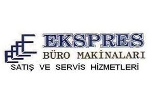 Ekspres Büro Makinaları Satış Ve Servis Hizmetleri