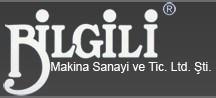 Bilgili Makina Sanayi Ve Tic. Ltd. Şti