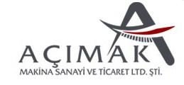 Açımak Makina Sanayi Ve Tic. Ltd. Şti.