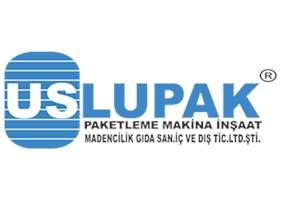 Uslupak Paketleme Makina İnşaat Sanayi Ve Ticaret Ltd.Şti.