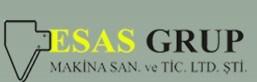 Esas Grup Makine San Ve Tic Ltd Şti