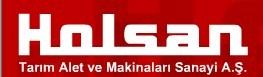 Holsan Tarım Alet Ve Makinaları Sanayi A.Ş.