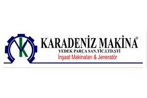 Karadeniz Makina İnşaat Makinaları Ve Jeneratör