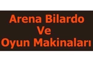Arena Bilardo Ve Oyun Makinaları Paz.San. İç Ve Dış Tic.