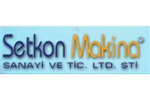 Setkon Makina Sanayi Ve Ticaret Ltd Şti