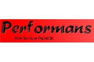 Performans Mak. San. İç Ve Dış Tic. Ltd. Şti.