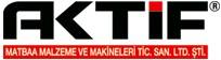 Aktif Matbaa Malzeme Ve Makineleri San. Ve Tic. Ltd. Şti