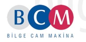 Bilge Cam Makina & Pvc Kapı Pencere Sistemleri