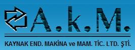 Akm Kaynak End. Makina Ve Mam. Tic. Ltd. Şti
