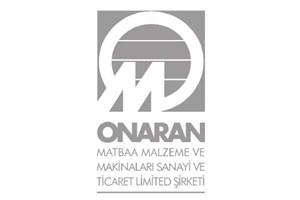Onaran Matbaa Makina Ve Malzemeleri San. Tic. Ltd. Şti.