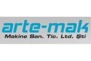 Artemak Makine Sanayi Tic. Ltd. Şti