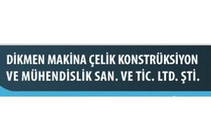 Dikmen Makina Çelik Konstrüksiyon Ve Mühendislik San Tic Ltd Şti