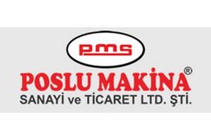Poslu Makina Sanayi Ve Ticaret Ltd. Şti