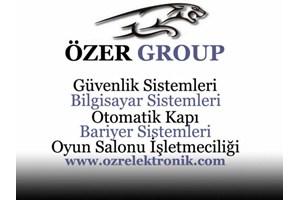 Özer Elektronik Güvenlik Ltd Şti
