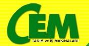 Cem Tarım Ve İş Makinaları Sanayi Tic. Ltd. Şti