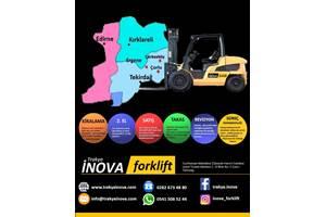 Trakya İnova Yol İş Ve Endüstriyel Makinalar San. Ve Tic. Ltd. Şti
