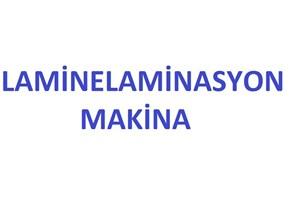 Laminelaminasyon Makina