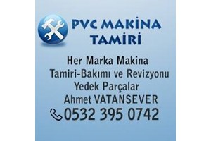 Pvc Makina Tamiri