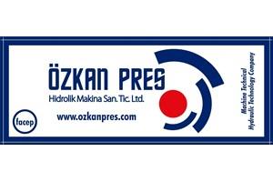 Özkan Hidrolik Makina Sanayi Tic. Ltd.