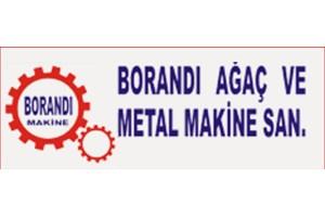 Borandı Makina - Ağaç ve Metal Makina Sanayi