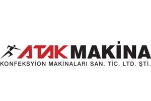 Atak Konfeksiyon Makinaları Tic. Ltd. Şti