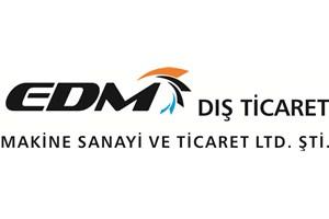 Edm Dış Ticaret Mak. San.Ltd.Şti.