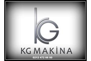 KG Makine San ve Tic. Ltd. Şti.
