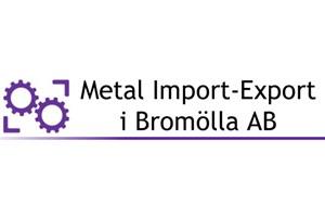 Metal İmport Export İ Bromölla AB