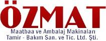 Özmat Matbaa ve Ambalaj Makinaları. Ltd. Şti