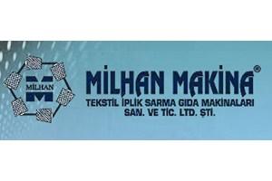 Milhan Tekstil İplik Sarma Gıda Makinaları San. Ve Tic. Ltd. Şti.