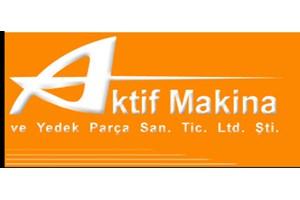Aktif Makina Ve Yedek Parça San. Tic. Ltd. Şti