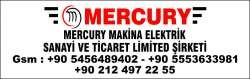 Mercury Makina Elektrik San Ve Tic. Ltd.Şti
