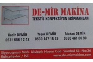De-Mir Makina