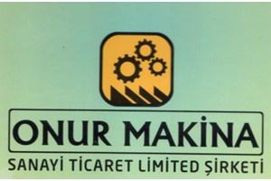 Onur Makina San. Tic. Ltd. Şti.